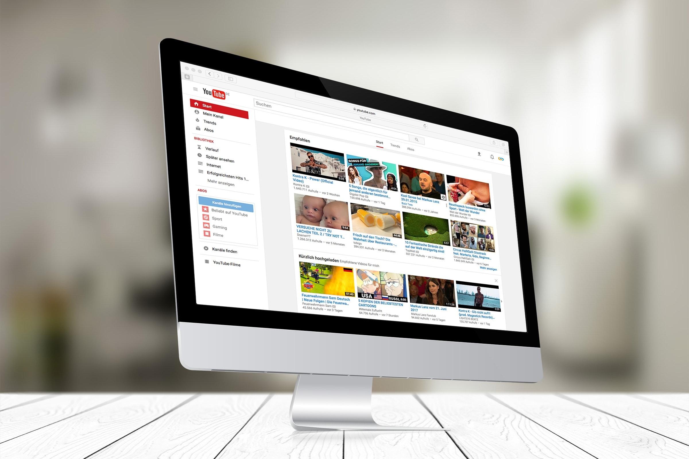 Les vidéos, vecteur de communication puissant
