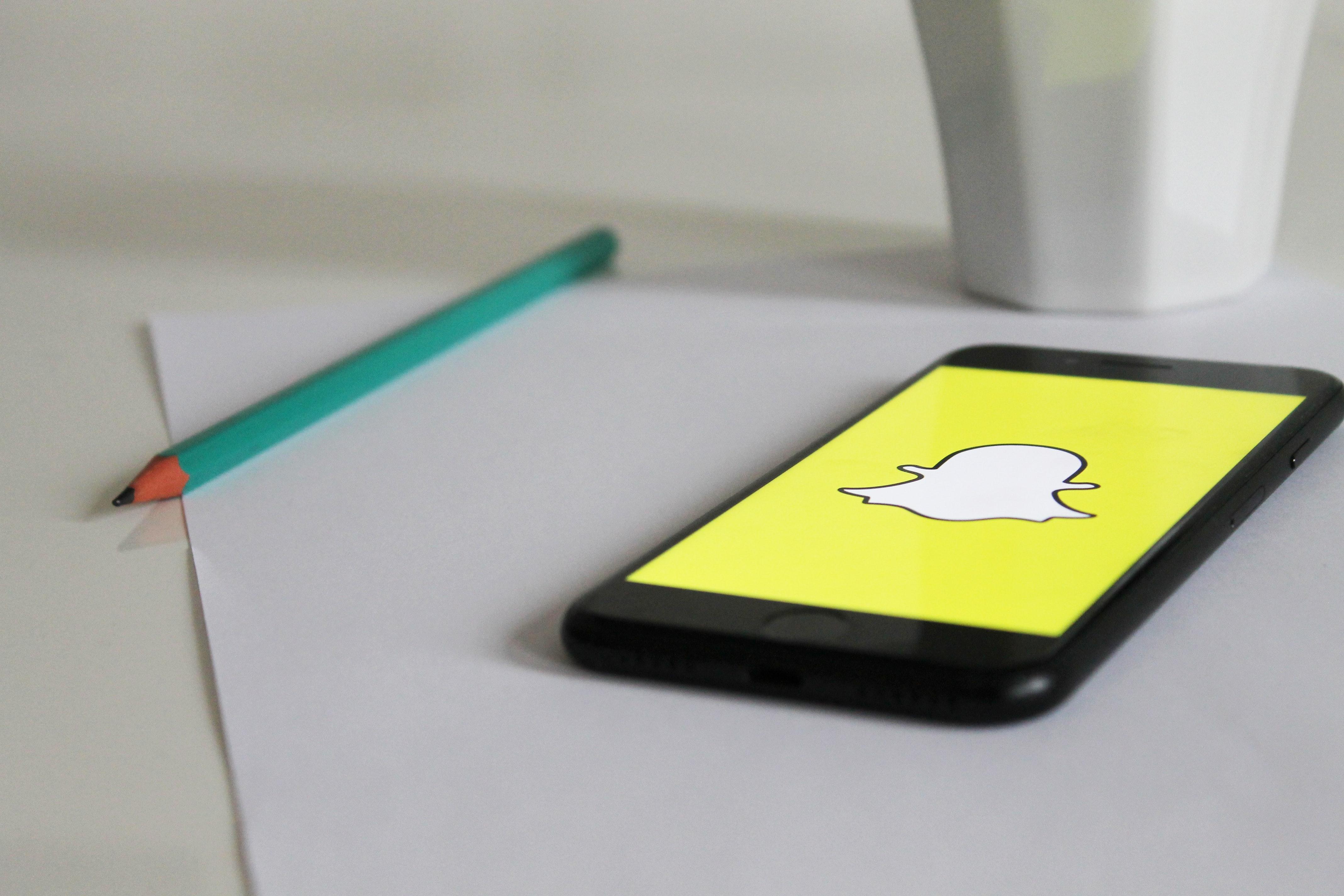 Snapchat et ses story effaçables !