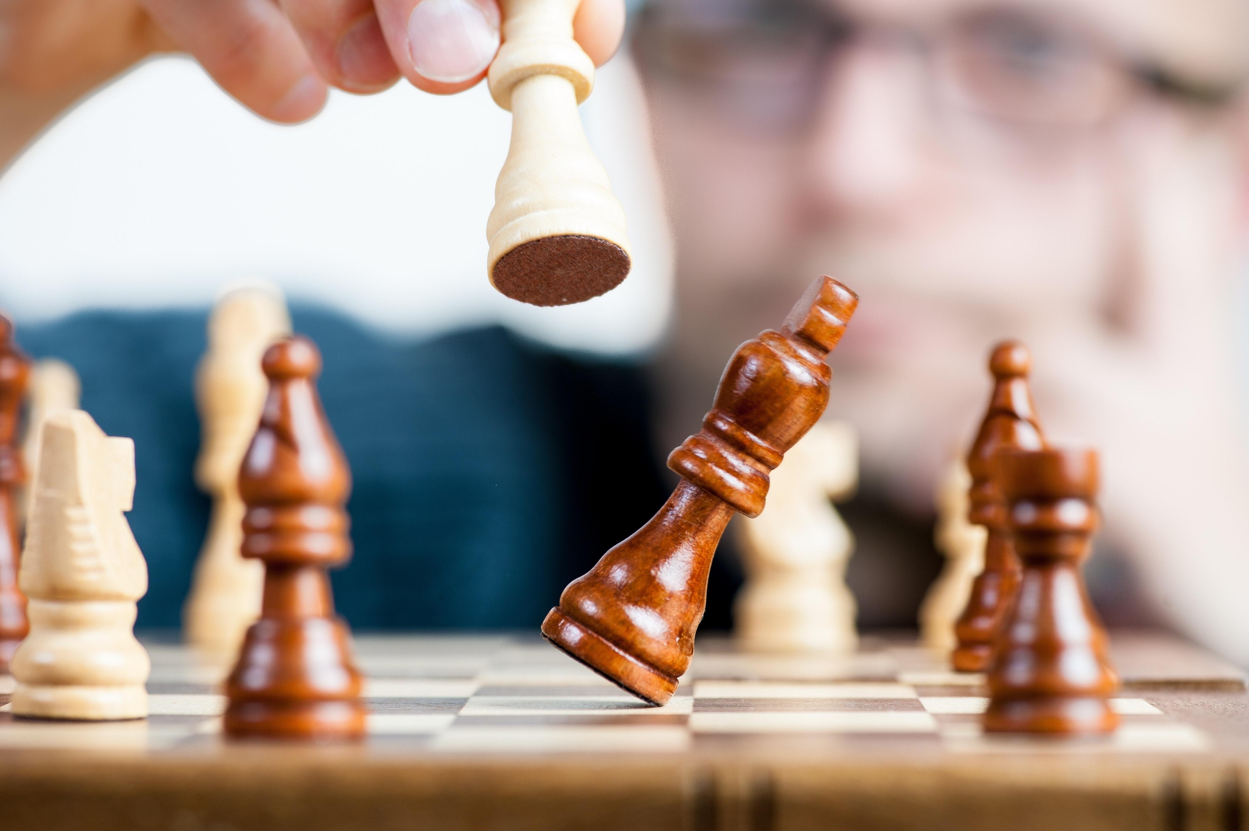 Les échecs, plus qu'un simple jeu de réflexion