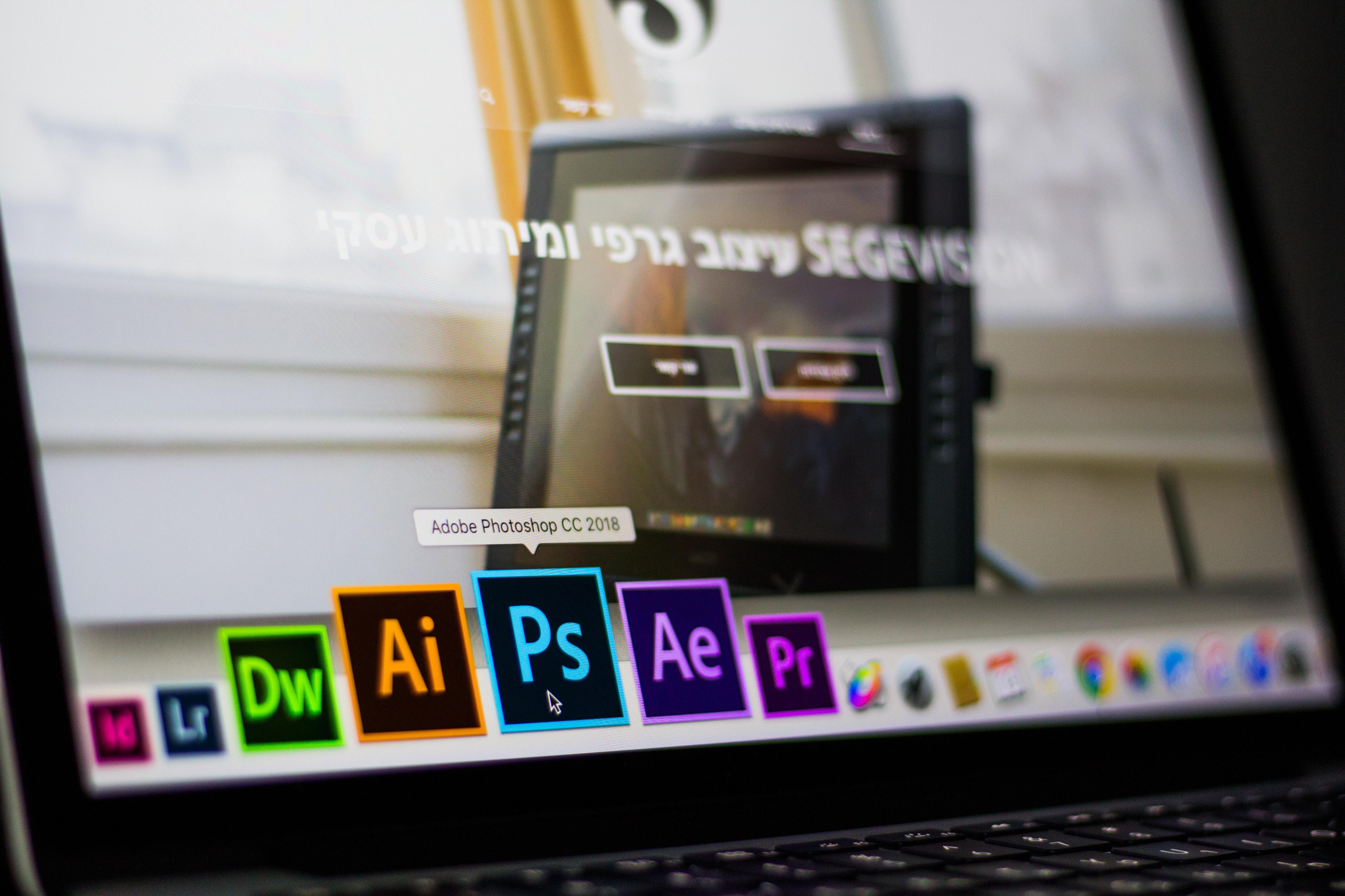 Connaissez-vous bien la barre des tâches de Photoshop ?