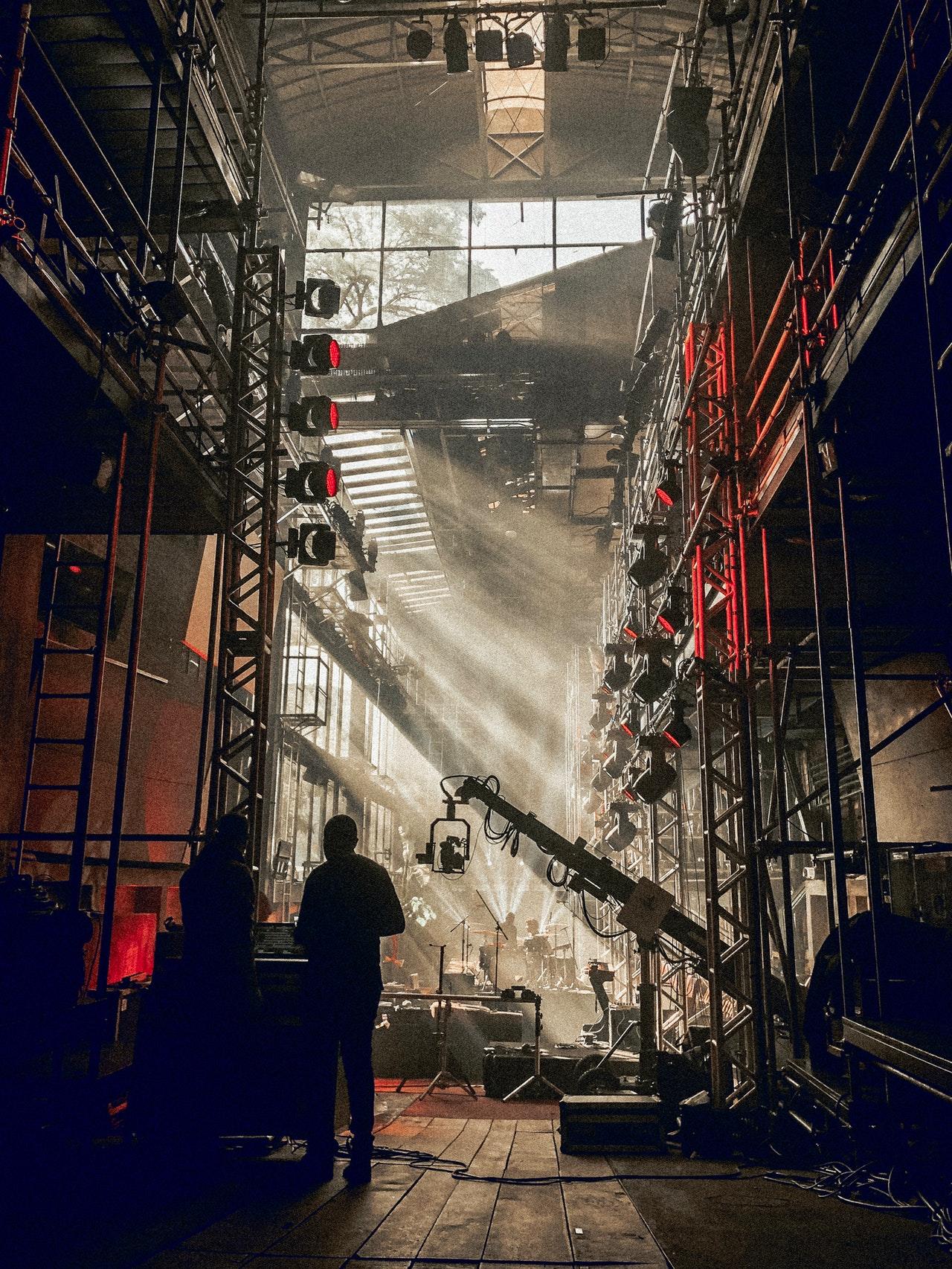 Le tournage : image et plans