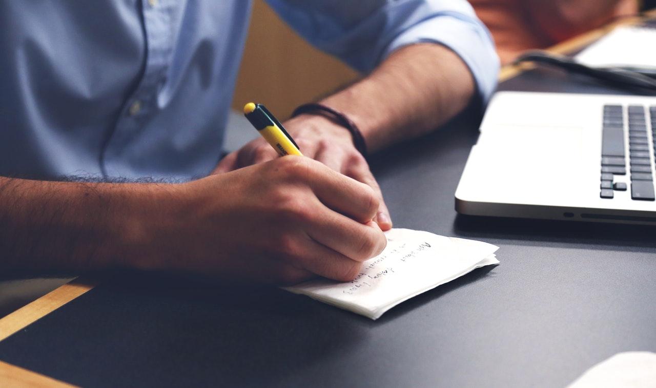 Note de synthèse : le plan détaillé et la rédaction